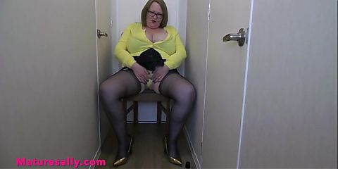 Sally we love your pantyhose