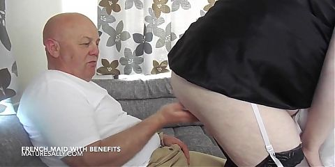 Mature housemaid with benefits