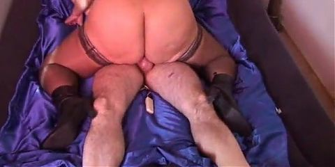 Plugged and fucked