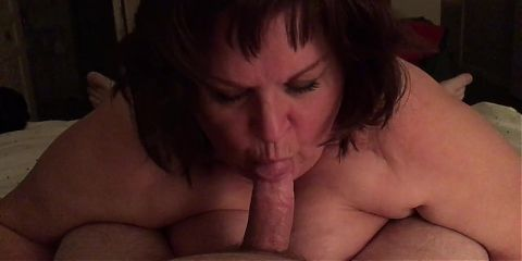 BBW LOVER DEEP THROATS - PART 2